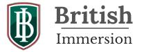 British Immersion Logo